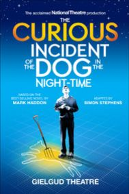 The Curious Incident of the Dog in the Night-Time Tickets poster