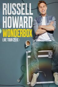 Russell Howard: Wonderbox - Belfast Tickets poster