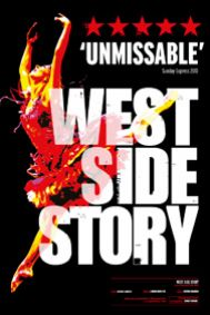 West Side Story: Edinburgh Tickets poster