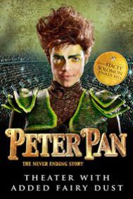 Peter Pan - The Never Ending Story: Manchester Tickets poster