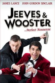 Jeeves and Wooster Tickets poster