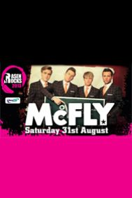 McFly - Summer Saturday Live Tickets poster