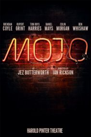 Mojo Tickets poster