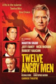 Twelve Angry Men News poster