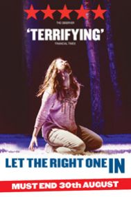 Let The Right One In Tickets poster
