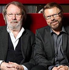 Abba's Benny & Björn To Rock Oliviers Ceremony With Cast Of Mamma Mia!