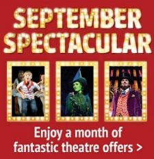 September Spectacular Starts Here