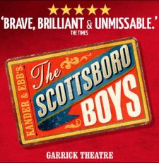 Interview: The Scottsboro Boys cast & creative team