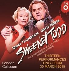 Attend the Tale of Sweeney Todd: Five reasons why you should swing your razor high