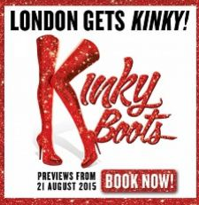 London Gets Kinky as Cast are Announced