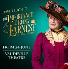 """A Handbag?"" London's Latest Lady Bracknell"