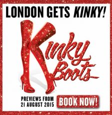 Kinky Boots and More Broadway imports