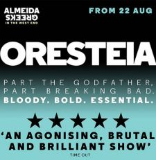Oresteia – Get into the Greeks