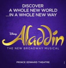 Aladdin the Musical is coming to London