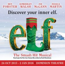 Elf the Musical - Review