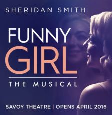 Tickets for FUNNY GIRL now on sale