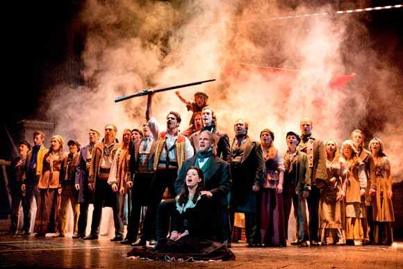The Triumph of Les Misérables Essay