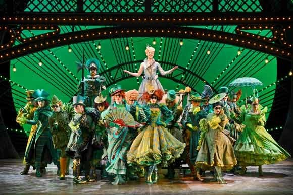 Image Result For Wicked Tickets London