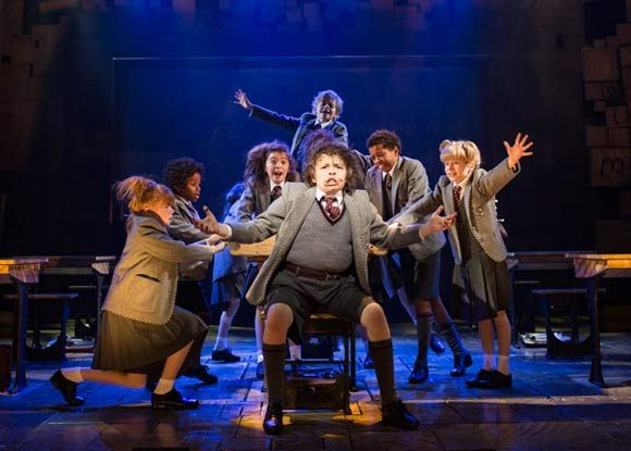 Buy Matilda The Musical Tickets At Telegraph Box Office