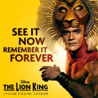 Disney's The Lion King tickets tickets