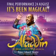 Aladdin - Disney's New Musical tickets