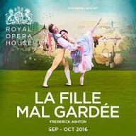 La Fille Mal Gardee - The Royal Ballet