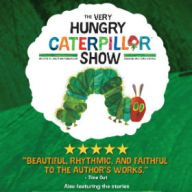 The Very Hungry Caterpillar tickets