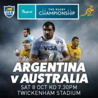 Argentina vs Australia