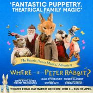 Where Is Petter Rabbit? tickets