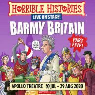 Horrible Histories - Barmy Britain Part 5  tickets