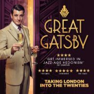 The Great Gatsby - Immersive London tickets