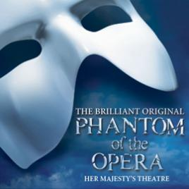 The Phantom of the Opera & Dinner Packages