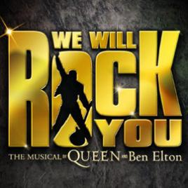 We Will Rock You & Dinner Packages