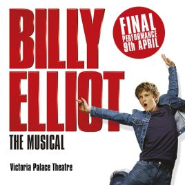Billy Elliot & Dinner Packages