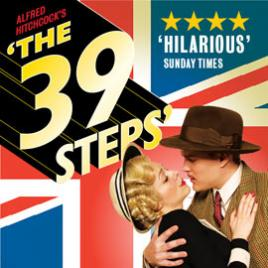 The 39 Steps & Dinner Packages