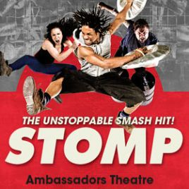 Stomp & Dinner Packages