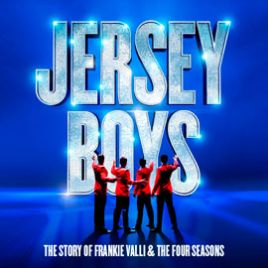 Jersey Boys old & Dinner Packages