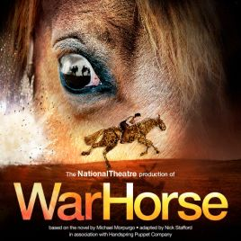 War Horse & Dinner Packages