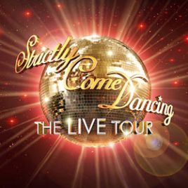 Strictly Come Dancing The Live Tour 2016 - London O2 Arena