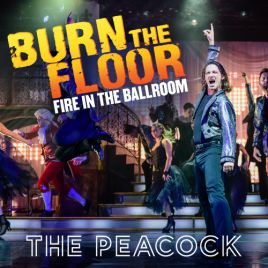 Burn The Floor - Fire in the Ballroom & Dinner Packages