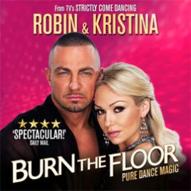 Burn The Floor & Dinner Packages