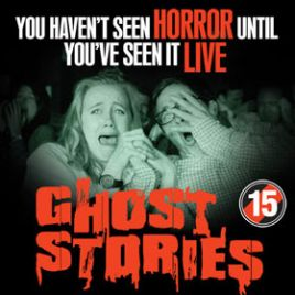 Ghost Stories & Dinner Packages