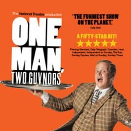One Man, Two Guvnors & Dinner Packages