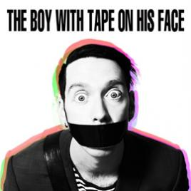 The Boy With Tape On His Face