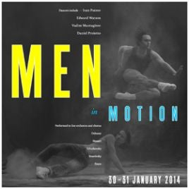 Ivan Putrov: Men In Motion