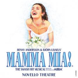 Mamma Mia - London & Dinner Packages