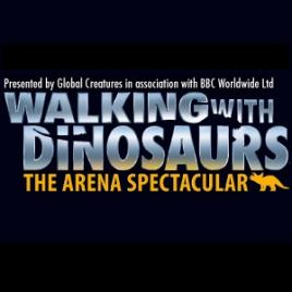 Walking with Dinosaurs: Glasgow