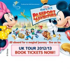 Disney On Ice: London