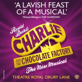 Charlie and the Chocolate Factory & Dinner Packages