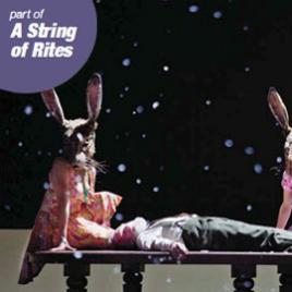 Fabulous Beast Dance Theatre: The Rite Of Spring And Petrushka